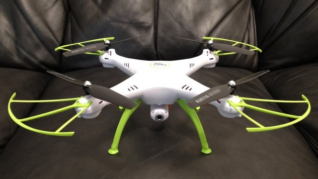 Remote Quadcopter        With Camera Moyie Springs        ID 83845